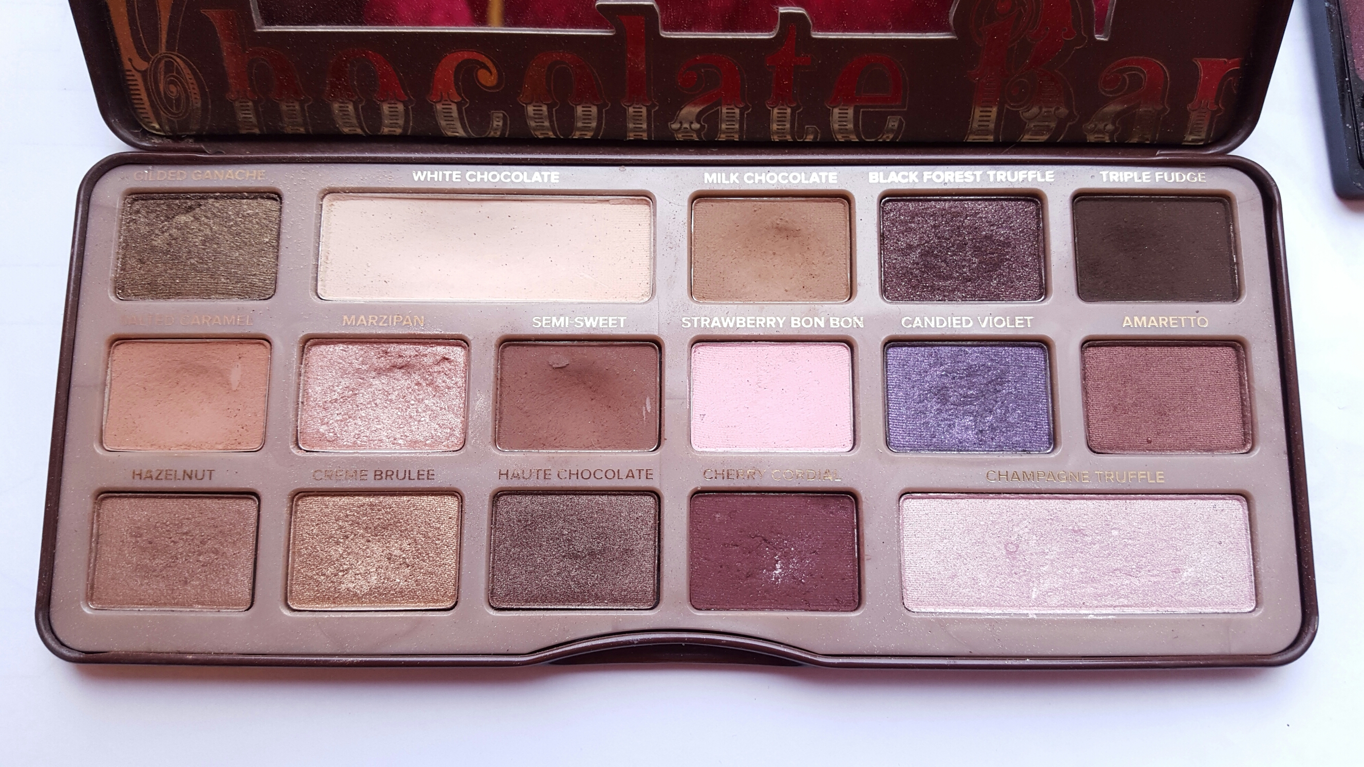 Best eye makeup palettes